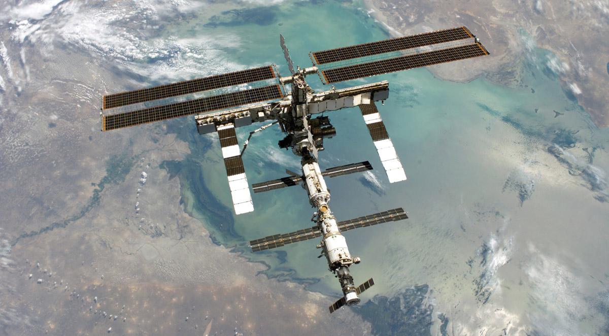 Raumstation ISS / Foto: NASA (public domain)