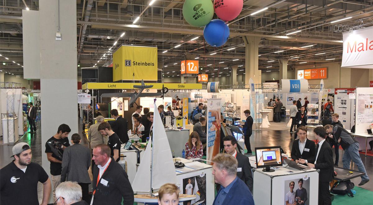 iENA Erfindermesse / Foto: iena.de