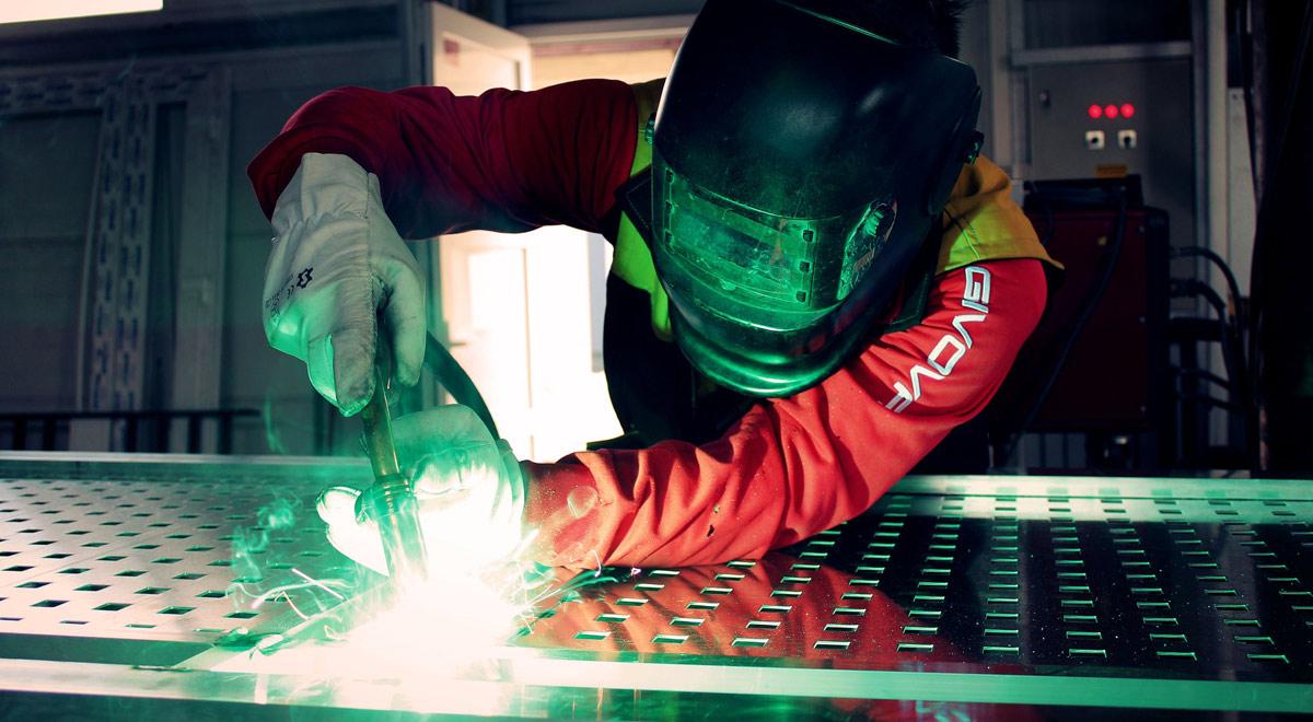 Fachkräfte in der Industrie / Foto: pixabay