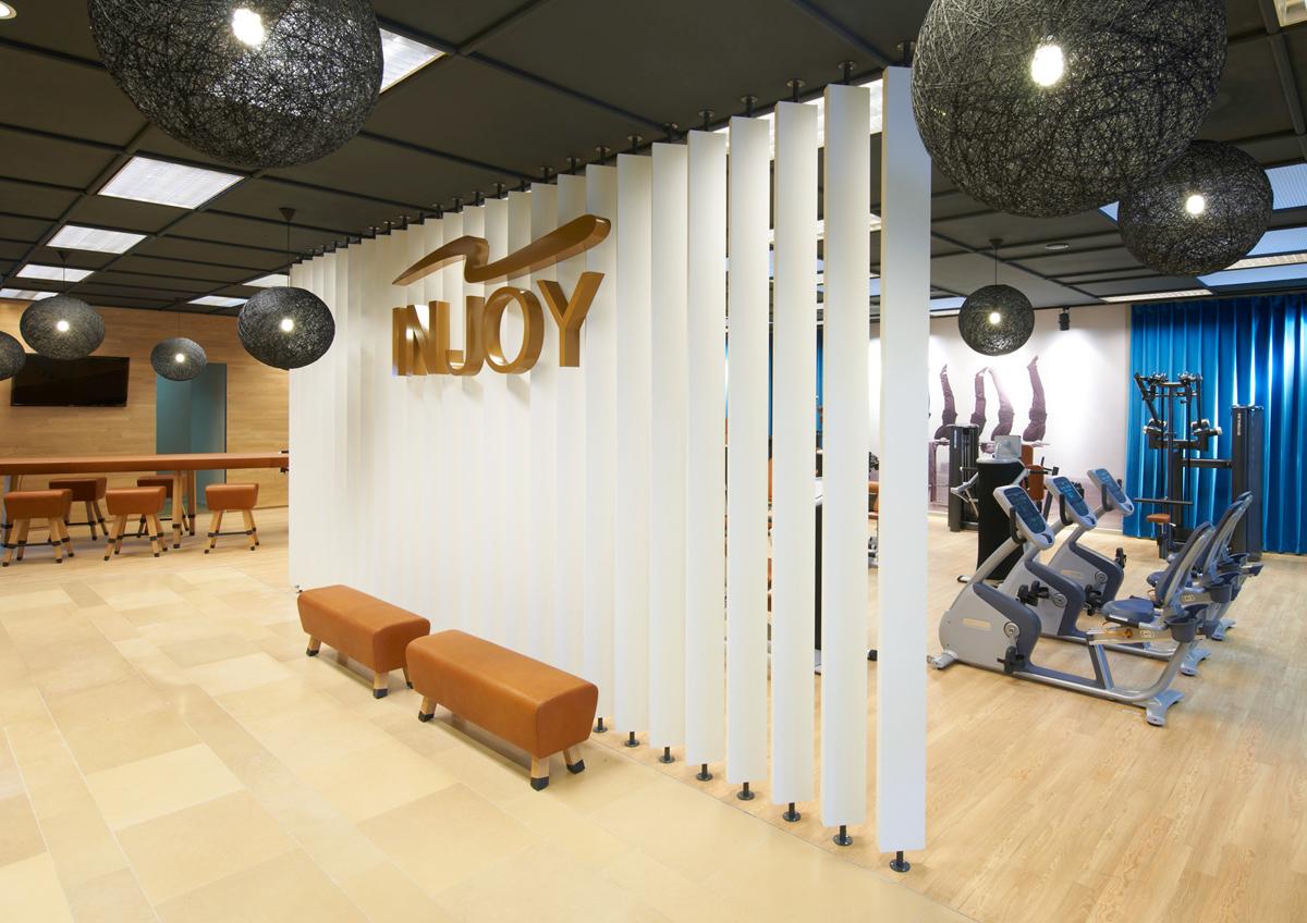 Fitness-Franchise-System INJOY mit neuem Vintage-Studiokonzept / Foto: INJOY Austria GmbH