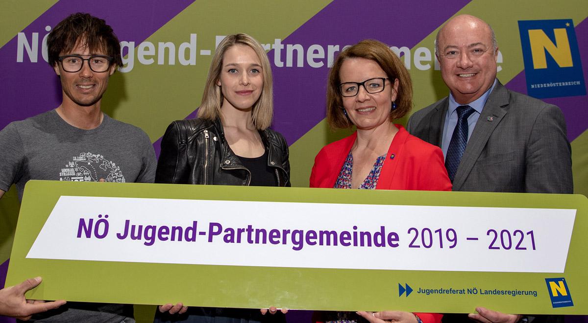 Jugend-Partnergemeinden-Niederoesterreich / Foto: © NLK Filzwieser