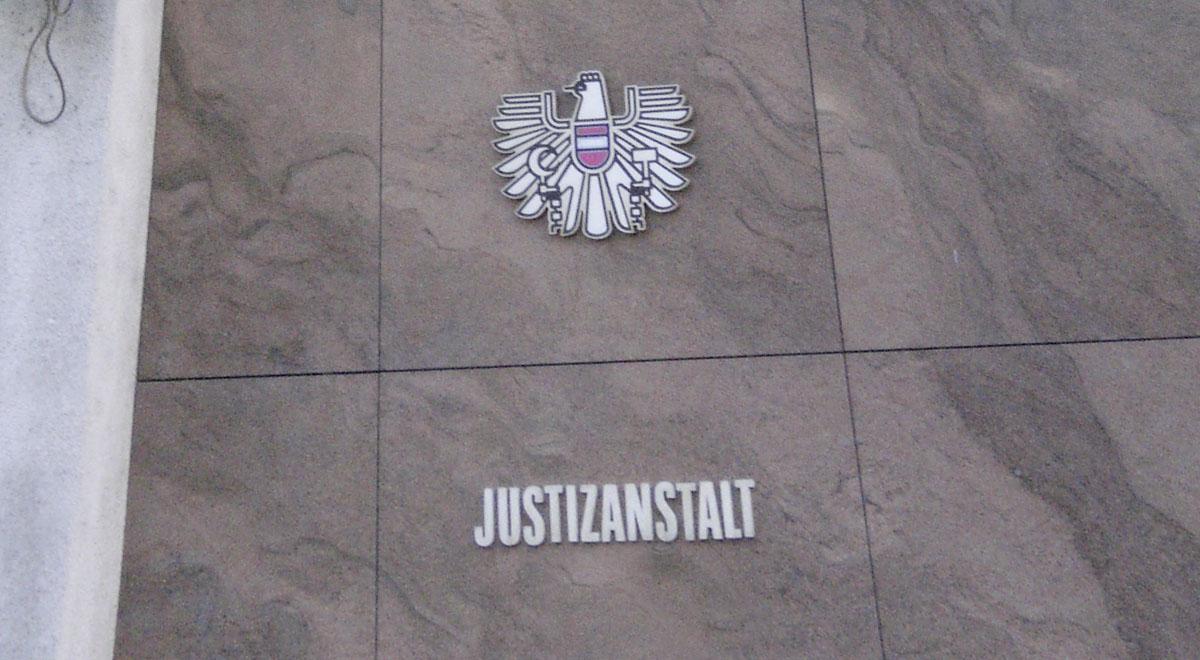 Justizanstalt / Foto: Senfsaat (CC BY-SA 3.0)