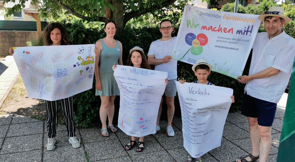 Kinder-Klimakonferenz / Foto: zVg.