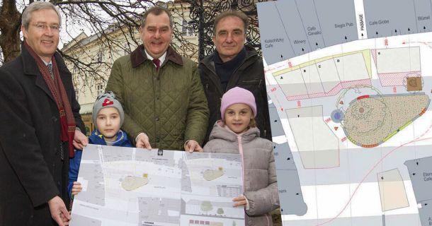 Foto: Neuer Kinderspielplatz
