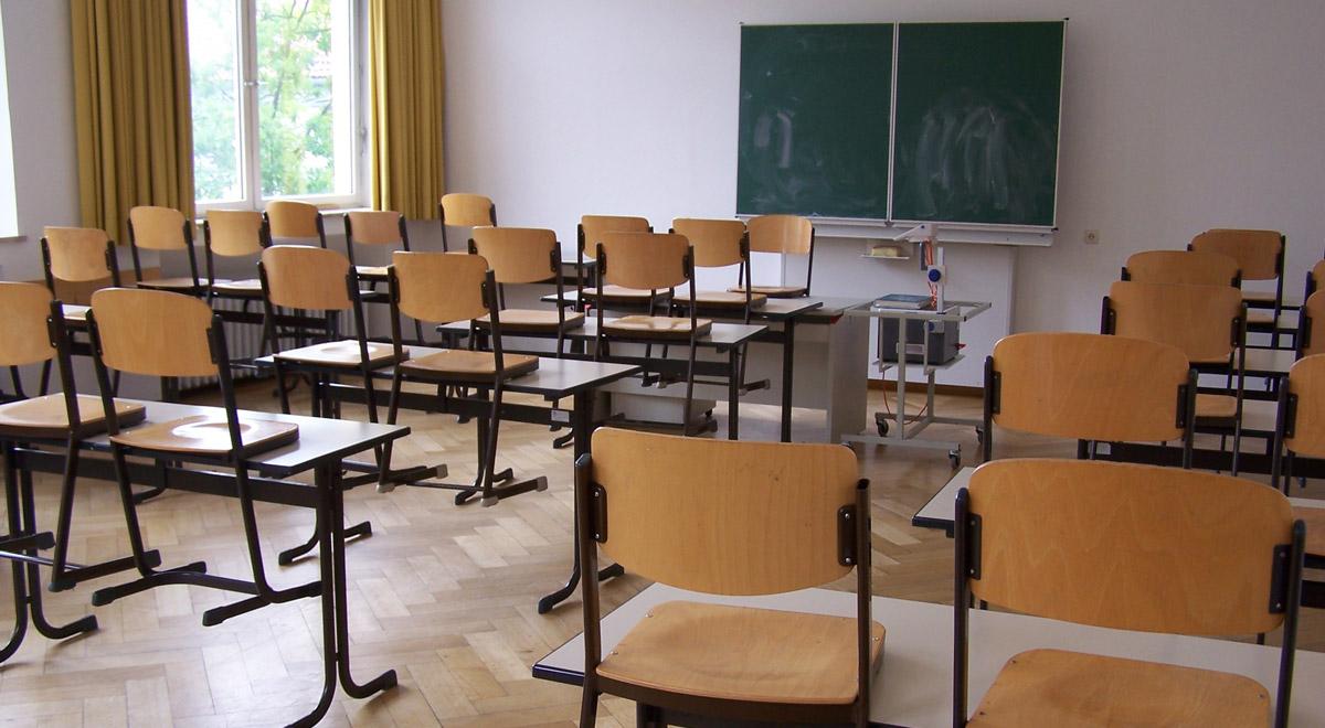 Klassenzimmer / ©  Manfred Jahreis / pixelio.de
