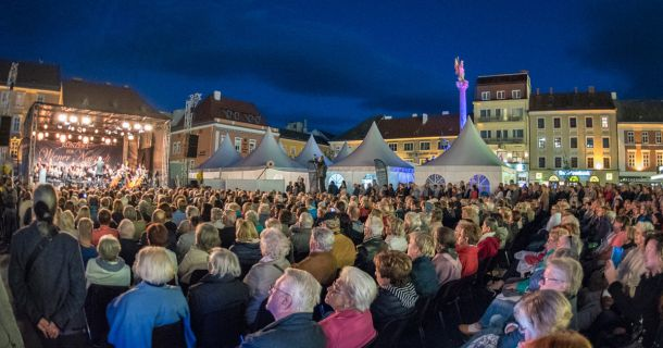 Foto: Konzert für Wiener Neustadt