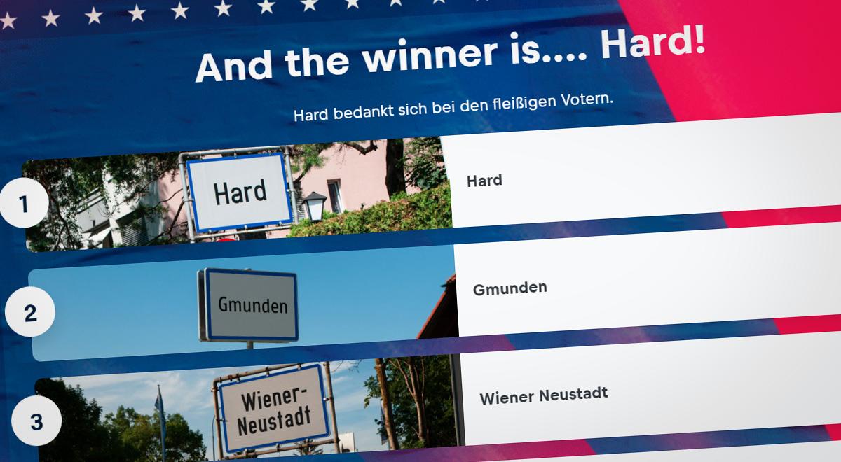 Voting-Ergebnis / Foto: Screenshot redbull.com