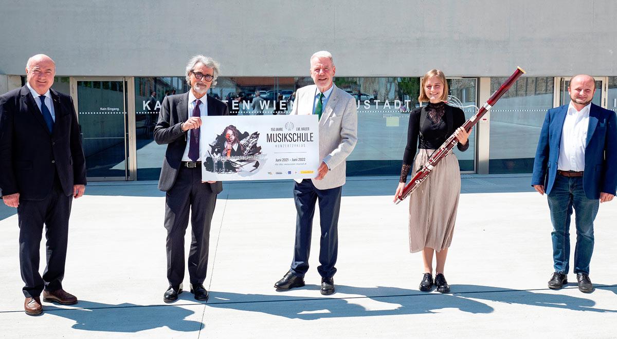 150 Jahre Musikschule / Foto: Stadt Wiener Neustadt/Weller