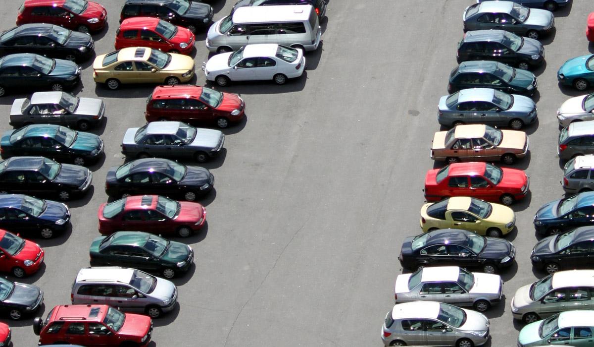 Parkplatz in der Stadt / Foto: pixabay