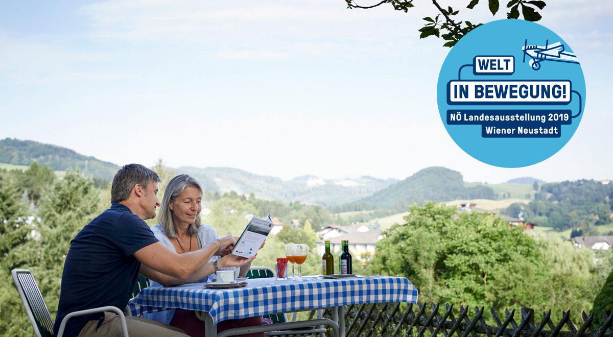 Kurzurlaub-Angebote / Foto: ©Wiener Alpen/Florian Lierzer