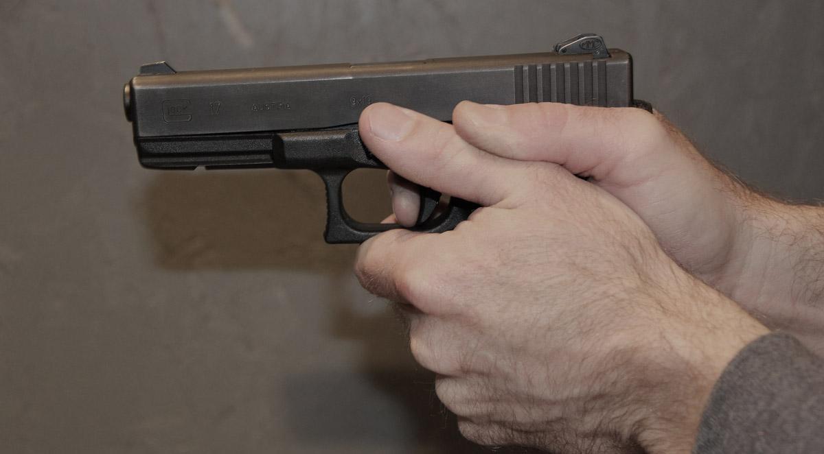 Mann mit Pistole / Foto: pixabay