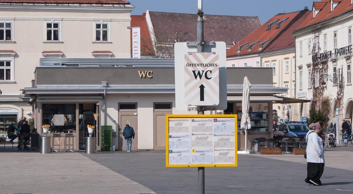 Marienmarkt Stände / Foto: wn24 / Robert Mayer
