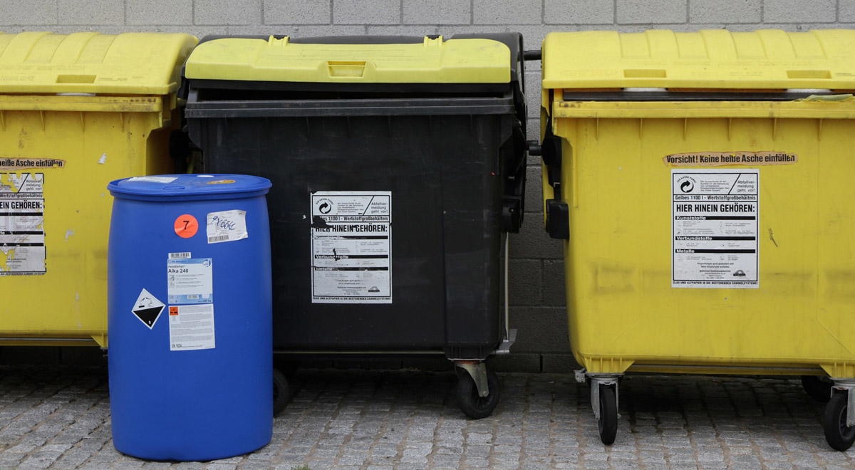 Müllentsorgung / Foto: pixabay