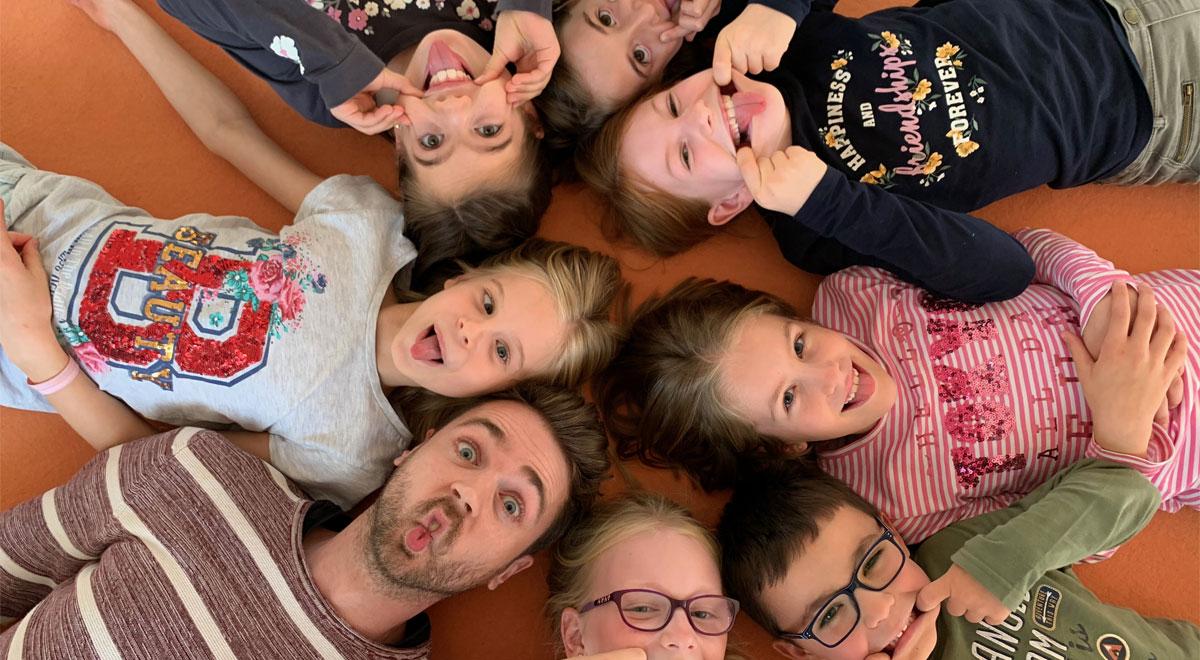 Musiktheater für Kinder / Foto: Katharina Osztovics