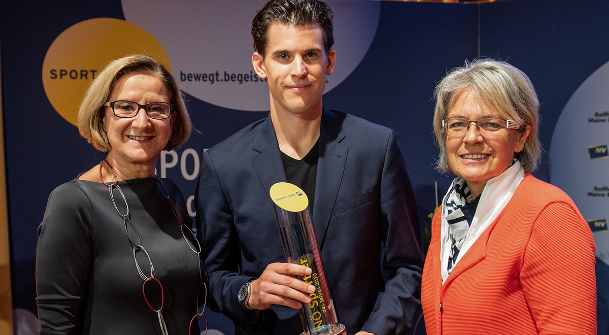 NÖ Sportler des Jahres 2019 / Foto: © NLK Burchhart