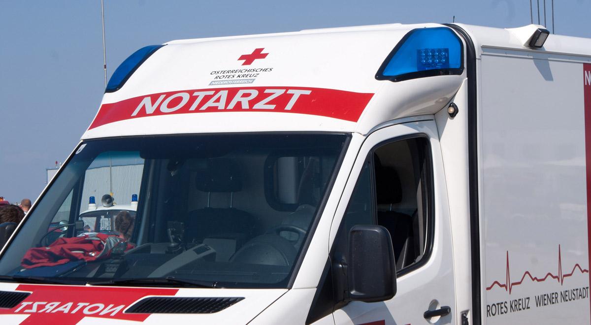 Notarzt-Fahrzeug / Foto: Robert Mayer / wn24