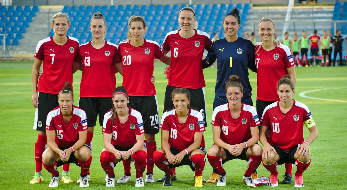 Fußballnationalteam der Frauen / Foto: Granada - Eigenes Werk, CC BY-SA 4.0