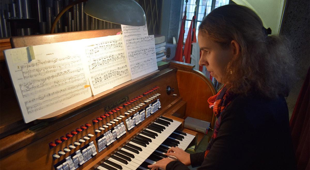 Orgelkonzert von Ines Schüttengruber / Foto: © Claus