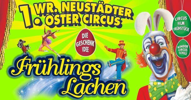 Foto: 1. Wiener Neustädter Oster Circus