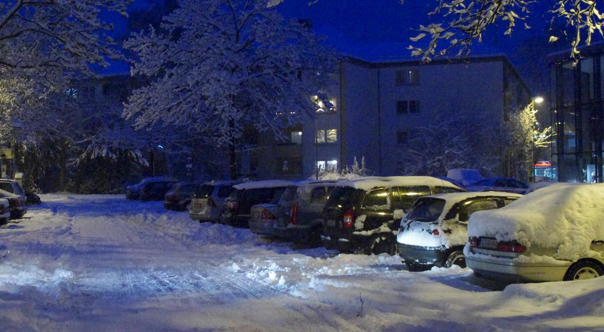 Parken im Winter / Foto: Sven Gaedtke, on Flickr (CC BY 2.0)