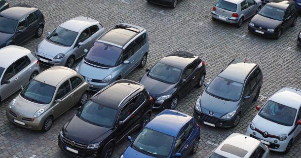 Foto: Parkplatz Wiener Neustadt