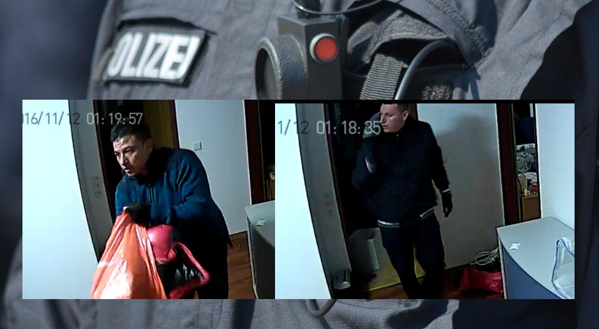Gesucht: 2 kolumbianische Verdächtige / Foto: LPD NÖ