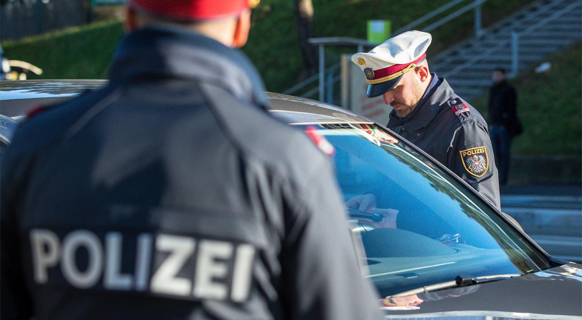 Verkehrskontrolle / Foto: ©  BMI/Gerd Pachauer