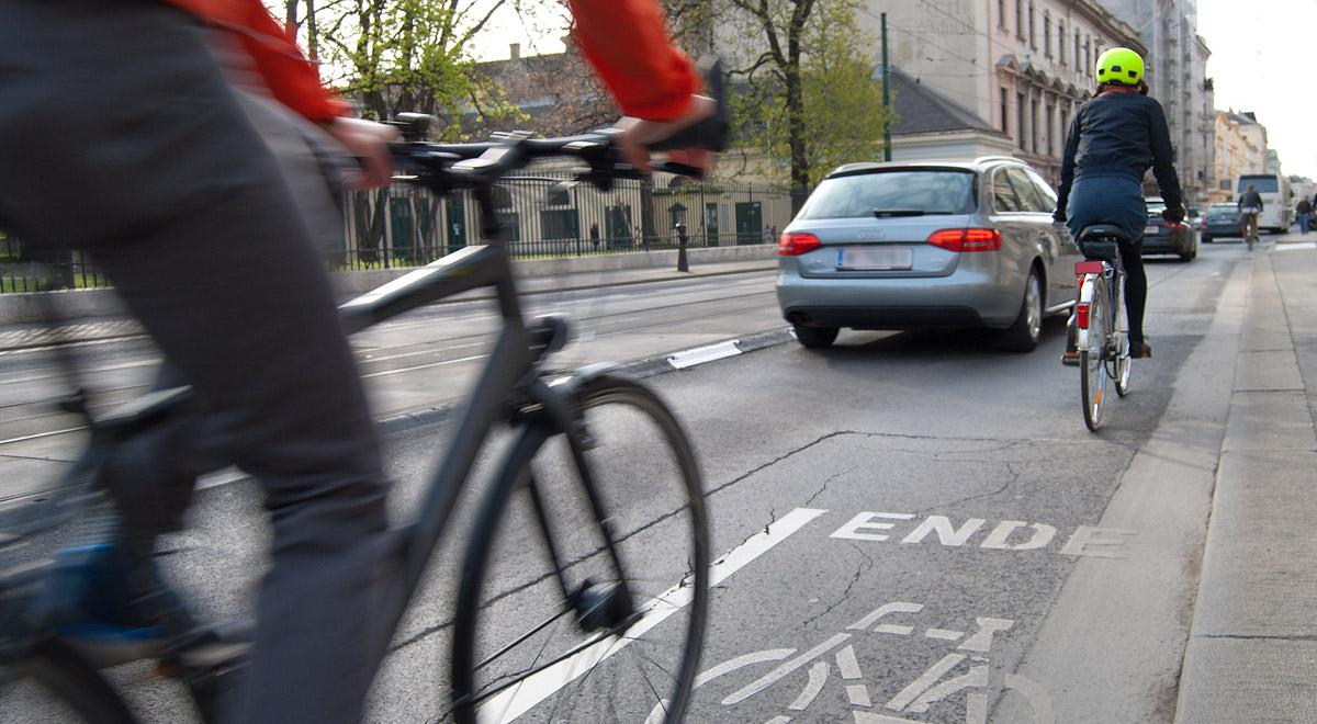 Radfahren in der Stadt / Foto: pixabay