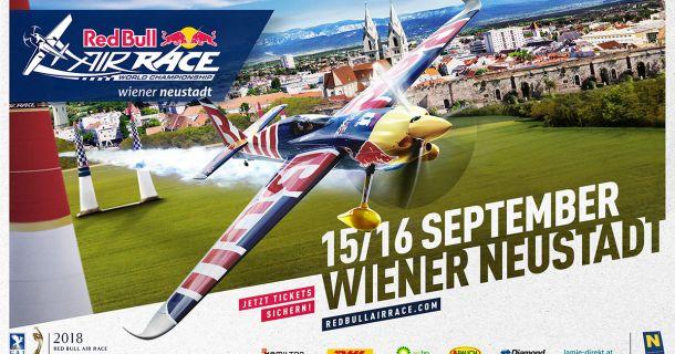 Foto: Sujet Red Bull Air Race Wiener Neustadt