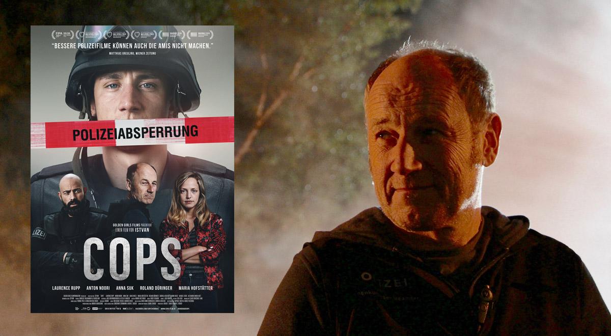 Roland Düringer Cops / Foto: © Filmladen Filmverleih