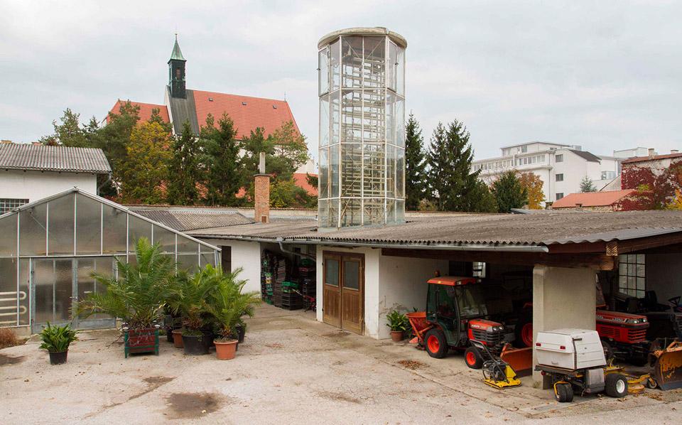Ruthnerturm / Foto: Wiener Neustadt/Weller)