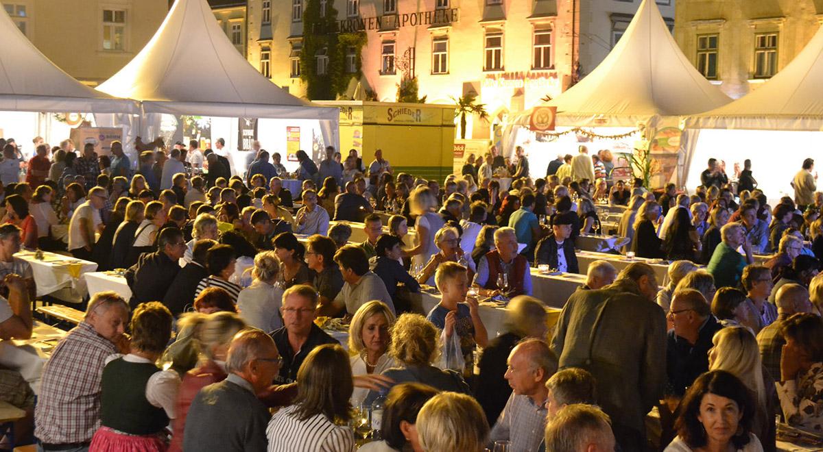 Schnidahahn-Fest / Foto: Wiener Neustadt/Pürer