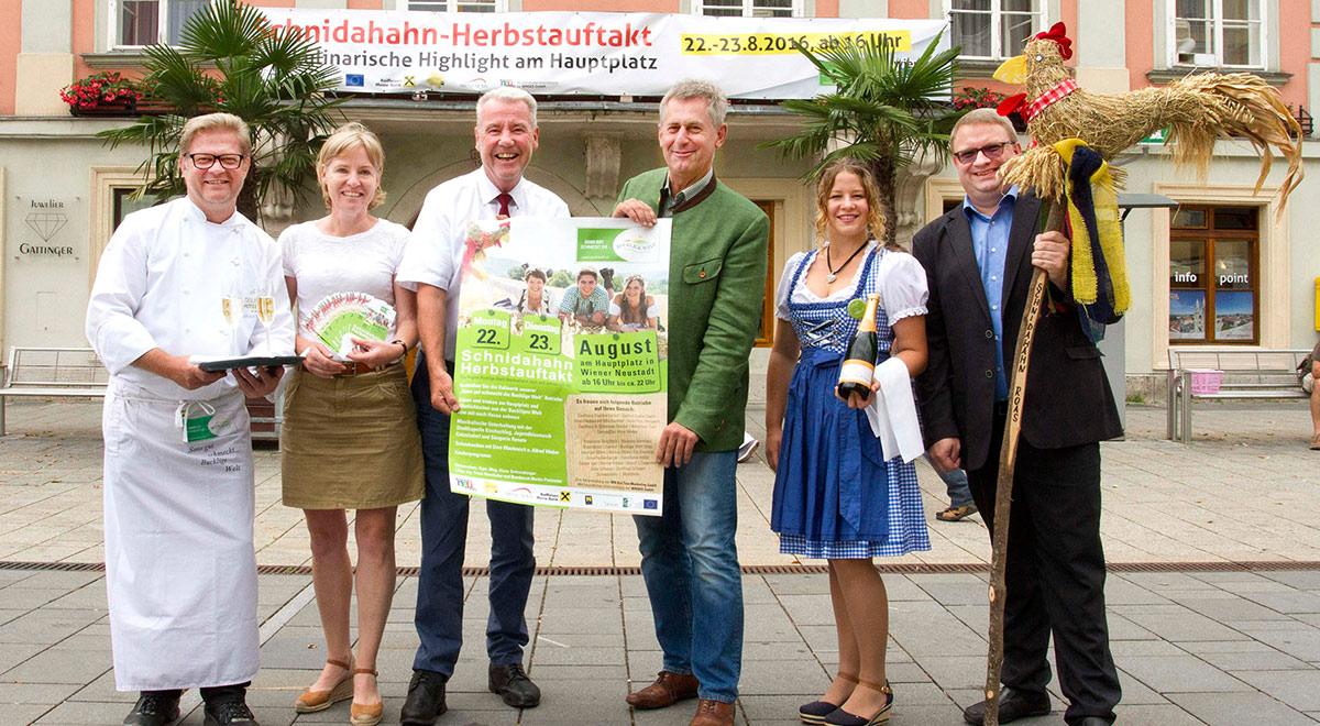 Schnidahahn-Herbstauftakt 2016 / Foto: Wiener Neustadt / Weller