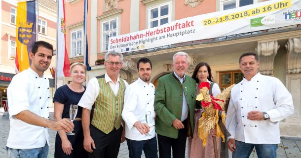 Foto: Schnidahahn-Herbstauftakt 2018