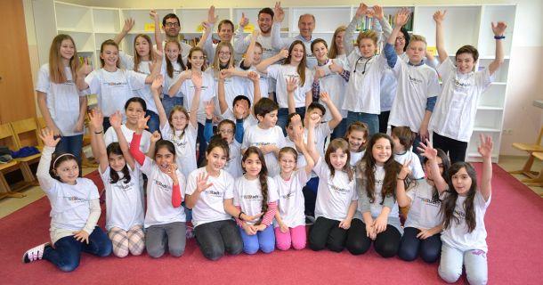 Foto: Schulsportevent Neustadtiade