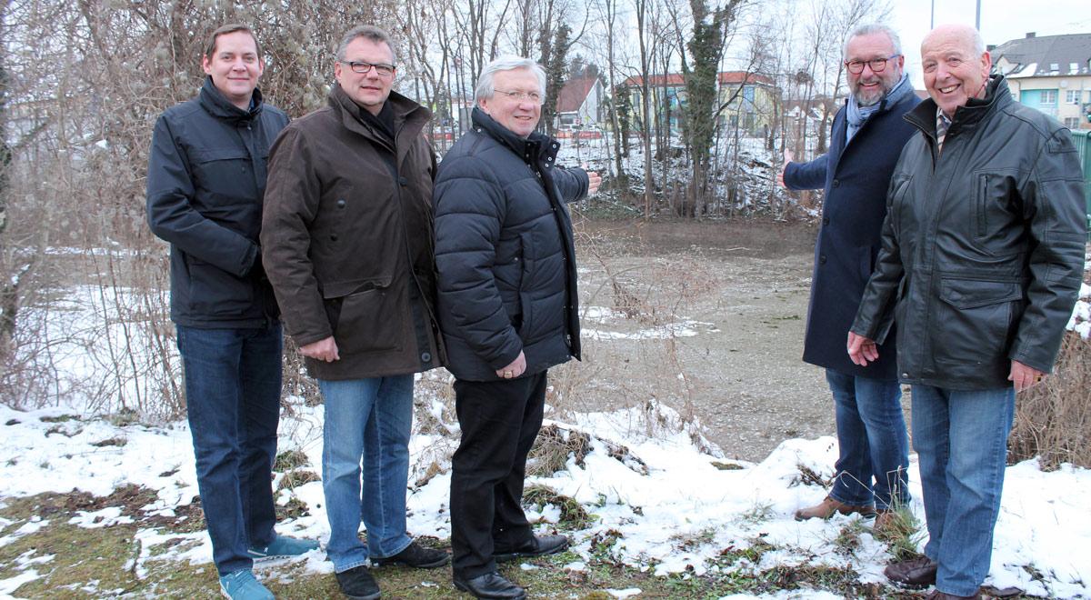 Hochwasserschutz Schwarza / Foto: zVg.