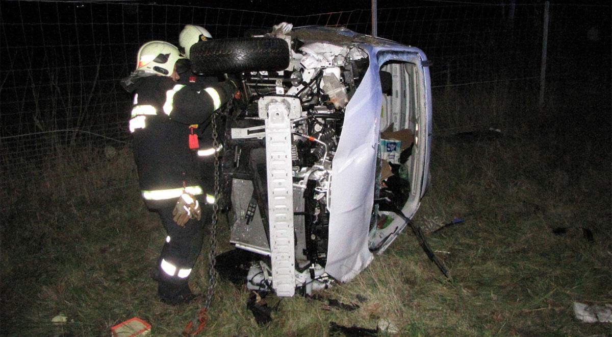 Schwerer Verkehrsunfall A2 / Foto: Presseteam d. FF Wr. Neustadt