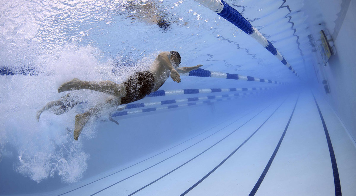 Schwimmbewerbe / Foto: pixabay