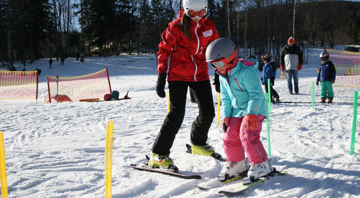 Skikurs in St. Corona / Foto: © Familienarena St. Corona