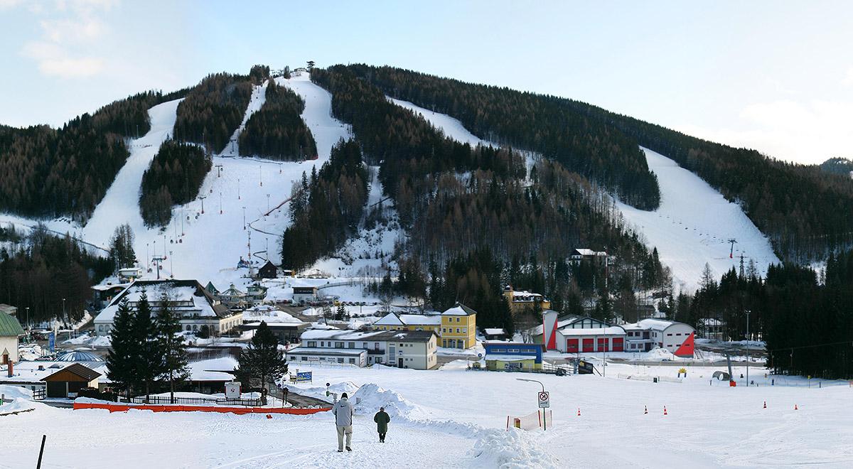 Skigebiet Semmering-Hirschenkogel / Foto: Steindy - Eigenes Werk (CC BY-SA 2.0 de)