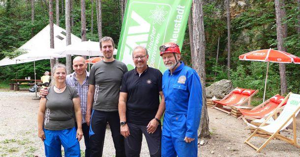 Foto: Sommerfest 2018 Alpenverein