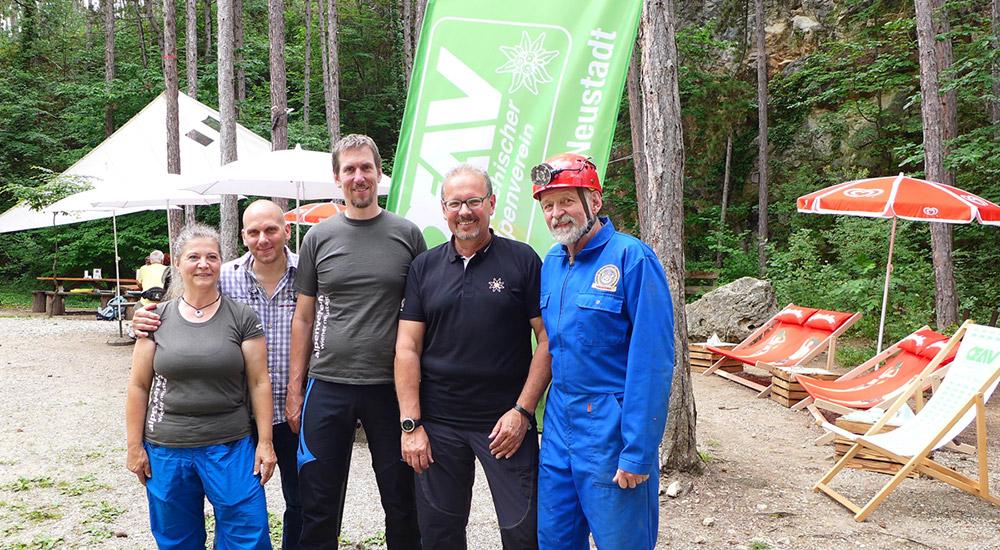 Sommerfest 2018 Alpenverein / Foto: Alpenverein Wr. Neustadt