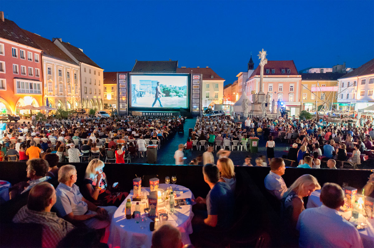 Sommer-Kino(T)raum 2014 / Foto: Franz Baldauf