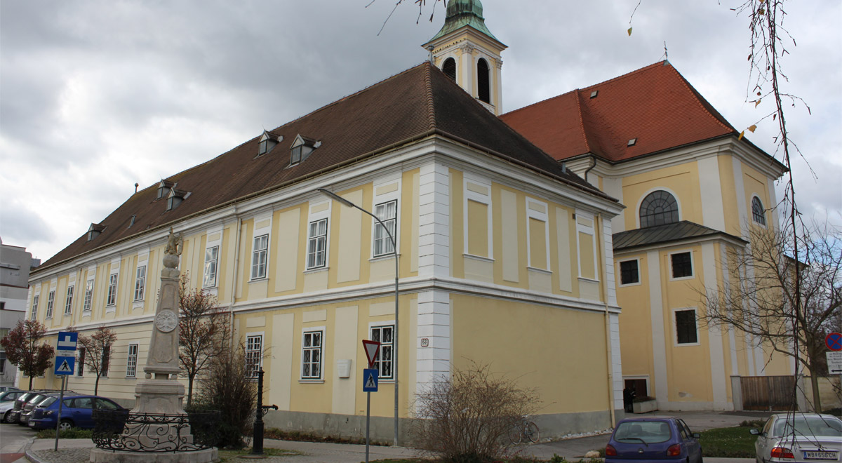 Stadtarchiv Wiener Neustadt / Foto: Anton-kurt via wikimedia (CC0 1.0)