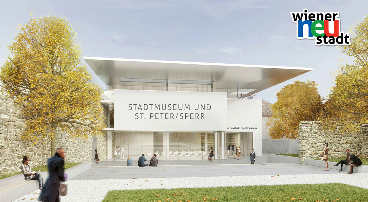 Stadtmuseum Portal neu / Foto: koup architekten ZT / arch.c schmidt-ginzkey