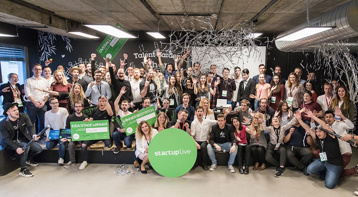 """""""Startup Live"""" / Foto: © Tamás Künsztler"""