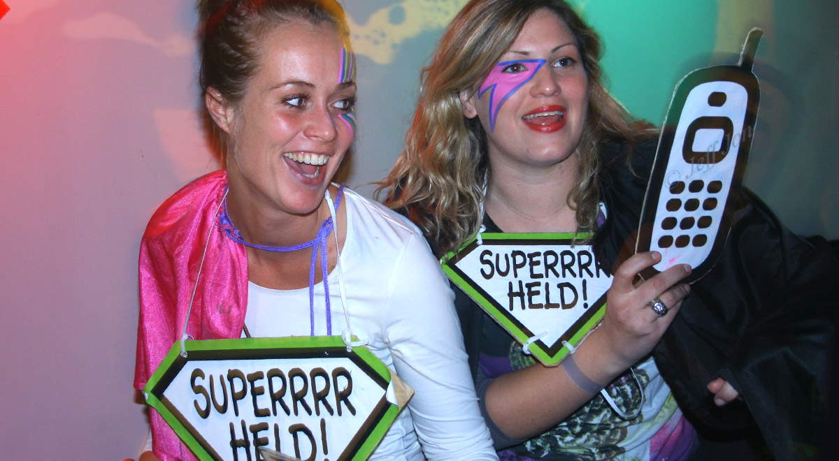 Superheldenparty / Foto: oxfamnovib via Flickr (CC BY-ND 2.0)