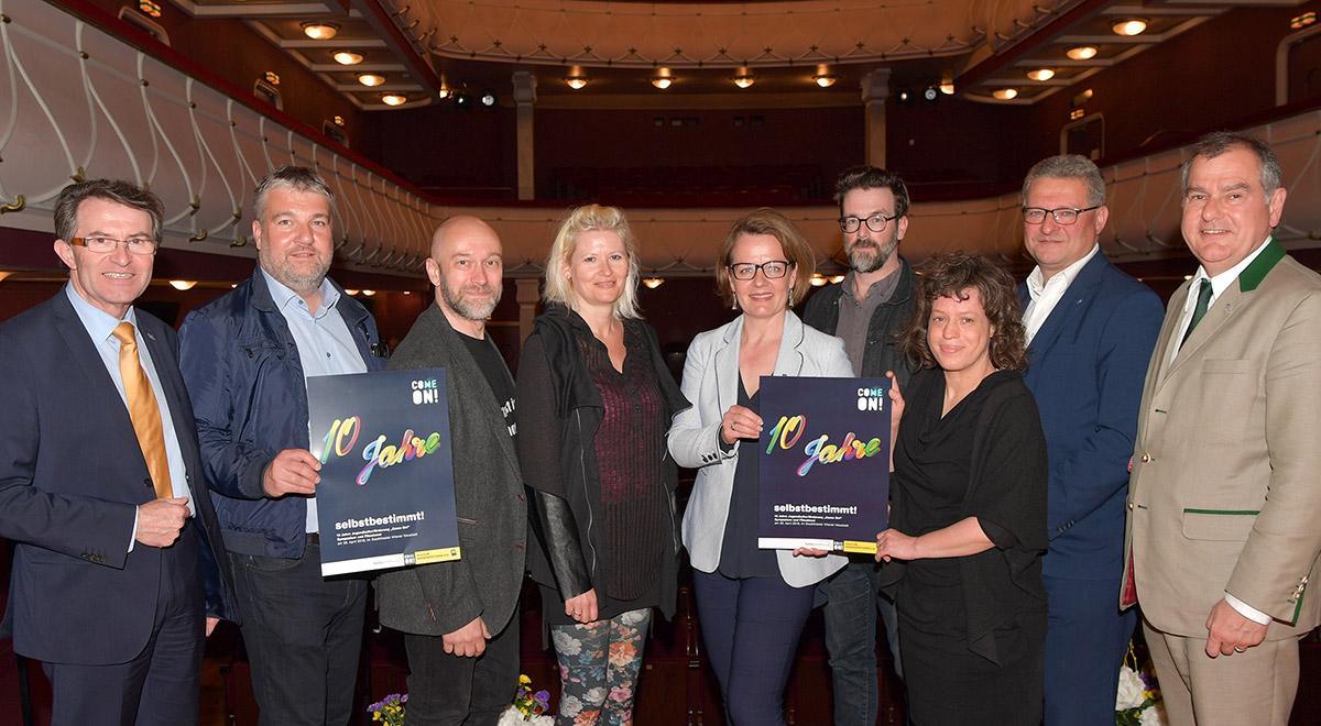 Symposium 10 Jahre NÖ Jugendkulturförderung / Foto: © NLK Pfeiffer