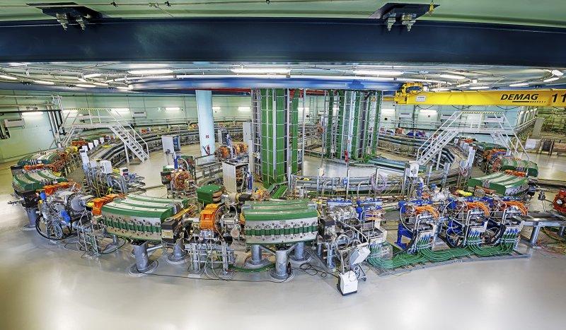 Synchrotron / Foto: Med Austron