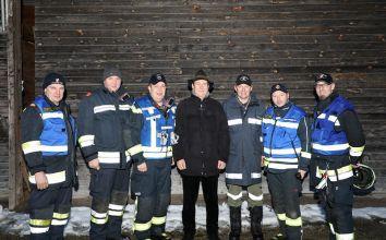 Team der FF Wiener Neustadt / Foto: Presseteam d. FF Wr. Neustadt